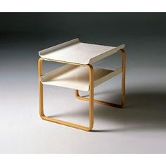 Browse benches, work and office tables and other furniture designed by Alvar Aalto designed for Artek, De Padova and others Compact Furniture, My Furniture, Furniture Design, Wc Design, Desk Shelves, Shelf, Alvar Aalto, Office Table, Modern Architecture