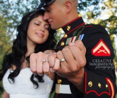 A Military Story: The Importance of hiring an experienced military photographer!