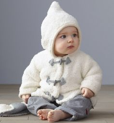 Gratis breipatroon babyvestje