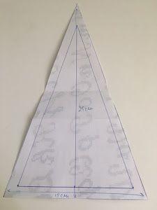 Alfiletero piramidal de patchwork | Manualidades Sewing Caddy, Sewing Art, Sewing Crafts, Sewing Patterns, Quilt Tutorials, Sewing Tutorials, Quilting Projects, Sewing Projects, Doorstop Pattern