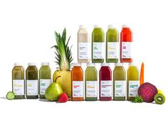 The Juice Cleanse from Vancouver's The Juice Truck