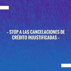 Friends, a shiny blogpost is here ✨ Stop a las cancelaciones de crédito injustificadas http://peydro4-abogados.blogspot.com/2016/10/stop-las-cancelaciones-de-credito.html?utm_campaign=crowdfire&utm_content=crowdfire&utm_medium=social&utm_source=pinterest