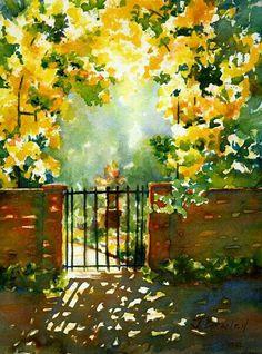 Autumn sunshine!