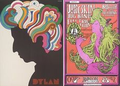 Dylan by Martin Sharp, 1967 - a concert poster for the Avalon Ballroom, designed by Stanley 'Mouse' Miller and Alton Kelley. Composite: Martin Sharp/DACS /Victoria and Albert Museum Bob Dylan Album Covers, Martin Sharp, Stanley Mouse, Milton Glaser, Album Cover Design, Eyes On The Prize, The V&a, Hippie Art, Victoria And Albert Museum