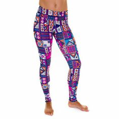 965cf7d376 Onzie Long Leggings - Hot Yoga Clothing, Bikram Yoga Clothes, Core Power  Yoga Crazy