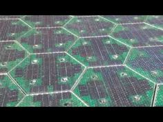 "Scott Brusaw Inventor of Solar Roadways. His Nobel idea ""Solar Roadways"" gets big attention of people around the globe; here is the video of solar roadways inventors."