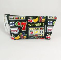 Feelin Lucky? Casino Zipper Bag  Back in stock! http://ift.tt/1LMhqo9 #love #vegas #poker #casino #lasvegas #accessory #etsy #cards  #gambling #travel #fireboltcreations #nevada #purse #summer #macau #design  #handbag #handmade #shopping #gift #giftideas #reno #tuesday #bingo #handcrafted #vacation #texasholdem #game #lasvegasstrip #vacationmode