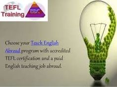 Tefl Certification, Examination Board, Foundation Tips, Teaching English, How To Get