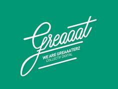 Greaaat logotype