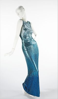 Evening dress Traina-Norell (American, founded 1941) Designer: Norman Norell (American, Noblesville, Indiana 1900–1972 New York) Date: ca. 1953