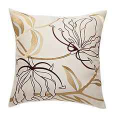 Inspirational Novelty Embroidery Decorative Pillow Cover – CAD $ 26.85