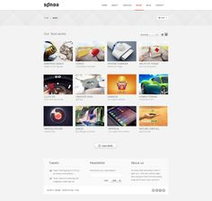 Buy Sonda - Creative Portfolio by mikgroup on ThemeForest. Sonda has clean view design, organized layers, well structured on the front. Creative Portfolio, Design