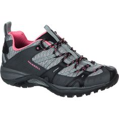 These are pretty coordinated with my wardrobe. :/ Merrell Siren Sport 2 Hiking Shoe - Women's.