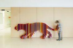 El escondite de los animales - Archkids. Arquitectura para niños. Architecture for kids. Architecture for children.