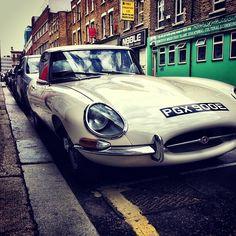 #Jaguar E-Type One of the great original British cars!