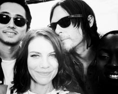 Can't wait for the new season hello amc I'm waiting patiently....ok so not so patient ^_^ twd