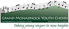 Grand Monadnock Youth Choirs - taking young singers to new heights!