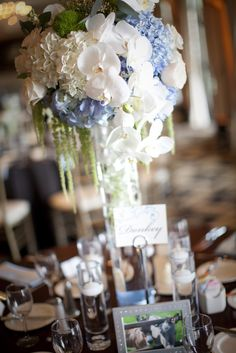 center piece idea  Savvy Flowers & Events.  Contact- Andie Porter, 949-427-0166. Example of Large Centerpiece  $600-$900 total, including tax & delivery