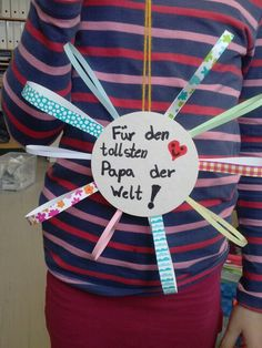 Vatertag on pinterest candy wrappers basteln and father 39 s day gifts - Vatertagsgeschenke von kindern ...
