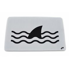 Der Badeteppich Hai-Gefahr aus Großhandel und Import