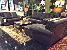The High Quality Leather Available At Gallery Furniture Is Strong And Able  To Stand Up To Daily Life. Classic And Timeless, Leather Furniture Easily  ...