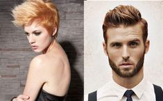 Cortes De Cabello Para Mujer Tipo Hombre  #cabello #cortes #hombre #mujer Einstein, Man Women, Short Hairstyles, Haircuts, Hair For Men, Short Hair, Hairdos