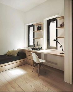 Nice 40 Modern Minimalist Bedroom Designs https://rusticroom.co/1111/40-modern-minimalist-bedroom-designs