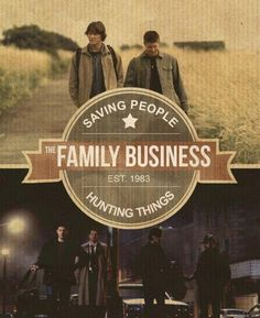 Supernatural- The family business