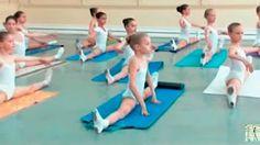 Level 1A Ballet Class JKO School Max Barker December 2012 - YouTube