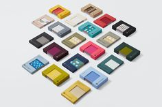Color Matching Tool, Paper Manufacturers, Stuck On You, Paper Companies, Its Nice That, Color Harmony, Design Graphique, Small Cards, Box Design