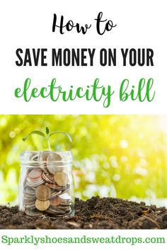 Are you looking to save money? Have you looked at your electricity bill lately? Try these frugal living tips to save money on your electricity bill. #moneysavingtips #frugalliving #ecofriendly