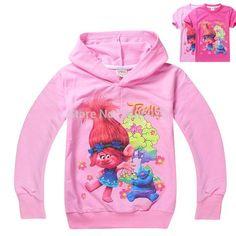 Детская футболка Для Девушки одежда  мультфильм весна лето осень