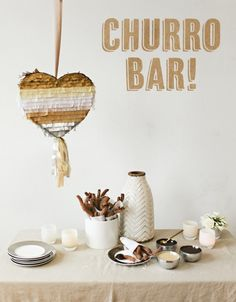 Churro Bar - Fatidica*gala! deco-miscelanea