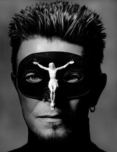 """""""I'm not a prophet or a stone aged man, just a mortal with potential of a superman. I'm living on"""" - David Bowie"""