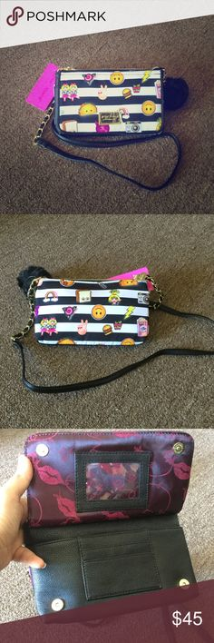 ✨NWT✨Betsey Johnson bag Betsey Johnson bag MSRP $58 Have any question please let me know.   (00200) Betsey Johnson Bags Crossbody Bags