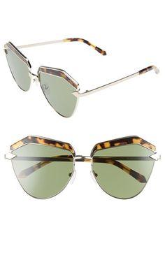 40b76dedc6137 Karen Walker Jacinto 61mm Sunglasses