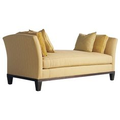 Baker Furniture : Upholstered Daybed - 880-78 : Barbara Barry : Browse Products