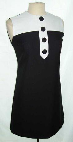 Mod B Style Dress