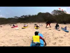 Stand-up paddle and surfing - Stand Up Paddle video - International Surfing Day Contest