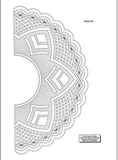 5 Patron 1 pdf. Chopped ABANICO.NOVIA. MATRIMONIO ajuar | Etsy Bobbin Lace Patterns, Embroidery Patterns, Irish Crochet, Crochet Lace, Lace Art, Jewelry Design Drawing, Crochet Collar, Lacemaking, Parchment Craft