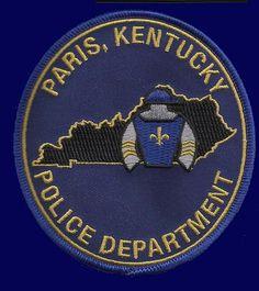 FLORENCE KENTUCKY KY POLICE PATCH