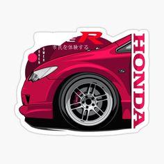 Honda Motorsports, Tohru Honda, Japanese Domestic Market, Script Typeface, Honda Civic Si, Japan Cars, Fox Racing, Honda Accord, Impreza