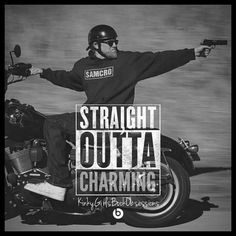 "Charlie Hunnam on Instagram: ""Just saw one hell of an AMAZING movie #StraightOuttaCompton!!! I highly recommend everyone see it! #CharlieHunnam #SonsofAnarchy #JaxTeller (Edit made by @kshadows over at @kinkygirlsbookobsessions)"""