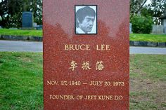Bruce Lee - Martial artist, Hong Kong action film actor, martial arts instructor, filmmaker, and the founder of Jeet Kune Do. Lee was the son of Cantonese opera star Lee Hoi-Chuen. He is widely considered by commentators, critics, media and other martial artists to be one of the most influential martial artists of all time, and a pop culture icon of the 20th century.