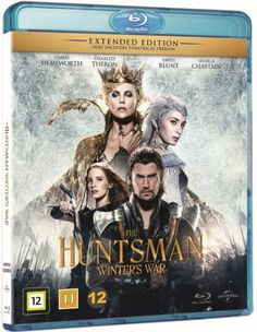 The Huntsman Winter's War (Blu-ray)