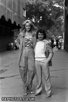 Love this one! Gotta love a strong man:) Dudley Moore Susan Anton