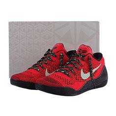 6584a89c8cd Tênis Nike Kobe IX University Red Shoes Calçados