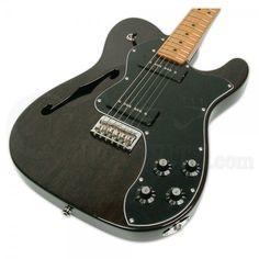 Fender Modern Player Telecaster Fender Telecaster Black, Fender Guitars, Guitar Tutorial, Beautiful Guitars, Hillbilly, Guitar Amp, Drums, Cars, Music