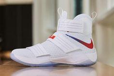 50b3ce1ea69b Nike LeBron Soldier 10  Hardwood Classics  PE Adidas Basketball Shoes
