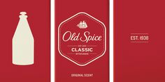 """New Classic Old Spice Package Design.  """"Your grandfather used to use it.  """"We preserved the icon so you can use it."""""""